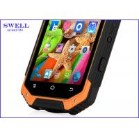 Buy cheap Android 4.4 NFC Waterproof Mobile Phones For Large Warehouse Management product