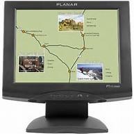 Quality VGA DVI Input Computer Touch Screen Monitor, TFT Industrial Touch Screen Monitor wholesale