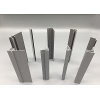 Quality Shinning Painted Powder Coated Aluminum Extrusions Oxidation Resistance wholesale