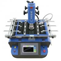 China hot air + Infrared manual bga rework station for mobile phone chips soldering wds580 on sale