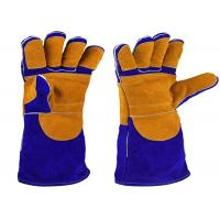Quality Durable Long Sleeve Heat Resistant Gloves Wrist Stitching Reinforcement Design wholesale