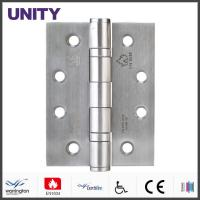 China OEM Door Hinge Hardware , Stainless Steel Ball Bearing Butt Hinge on sale