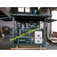 Quality Newly Transformer Oil Purifier Systems,Transformer Oil Dehydration Plant with gas strut cover, drying,maintenance,purify wholesale