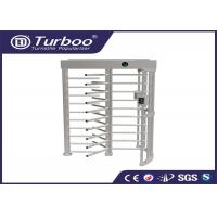 Quality Workshop Manual Full Height Turnstile Self Resetting Function ISO9001 CE Certificate wholesale