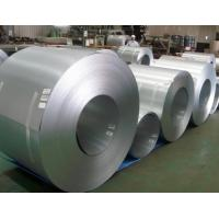 China SGCC, DX51D, Q195 Mill / Cut Edge Galvanized Steel Sheet Anti-finger Print on sale