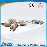 Quality WPC foam board making machine/pvc foam board production line wholesale