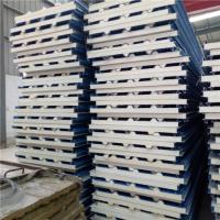 Quality green environmental protection 50mm PU sandwich roof panel used in America wholesale