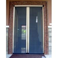 China Caterpillar Retractable Screen Door on sale