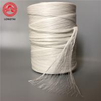 Quality Non Twist Split  PP  Fibrillated Yarn For Low Voltage Power Cable wholesale