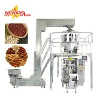 Quality Full Automatic Weighing Filling Sealing Packing Machine For Grain / Rice wholesale