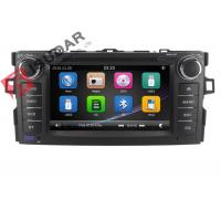 Quality Subwoofer Output Toyota Auris Sat Nav Toyota In Dash Navigation System 256MB RAM wholesale