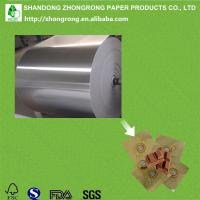 China chocolate wrapping paper alu foil paper on sale