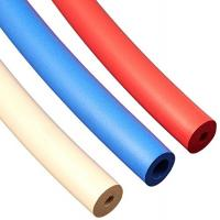 China Insulation Silicone Foam Rubber Tubing , Silicone Closed Cell Foam Tubing on sale