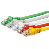 China Copper Pass Fluke White 3M Cat6 Network Cables Cat6 Ethernet Cables on sale