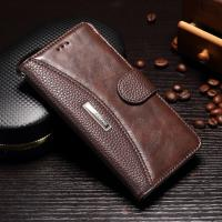 Quality Vintage Splitting Huawei Leather Case For Honor 9 Joint Litchi No Scratch wholesale