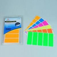 Cheap Stickers, Self-adhesive/Color Coding, Assorted Colors, Used for Offices/Schools/Other Indications for sale