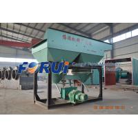 placer gold ore beneficiation jig concentrator to enrich gold