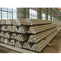 Quality AlMgSi1 6082 Aluminum Round Bar Custom Size For Structural Engineering Industries wholesale