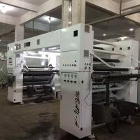 Buy cheap 300m/Min Dry Lamination Machine / Plastic With Plastic, Plastic With Paper from wholesalers