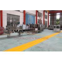Quality PET 20L 5 Gallon Water Filling Machine 200BPH Counter Pressure Bottling System wholesale