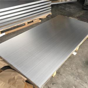 Quality T7451 Cracking Resistance 8MM Aluminium Sheet 72 - 80Mpa Yield Strength wholesale