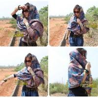 Quality Striped scarf wholesale