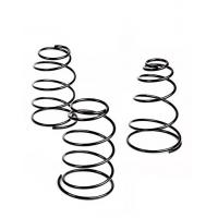 China Custom Auto Coil Springs High Precision ISO 9000 TS16949 Certification on sale