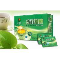 China Food Additives Sweeteners , Erythritol Molecular Weight 122.12 for Chewing Gum on sale
