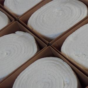 China Wholesale fire proof heat insulation white ceramic fiber blanket on sale