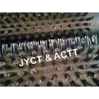 Quality SA335 P5 Studded Tube Carbon Steel Pipe For Fired Heaters Anti Corrosion wholesale