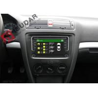 Quality Wince System VW Car DVD Player With Usb Skoda Car Stereo Built In IPod 800M CPU wholesale