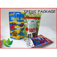 Buy cheap Stand Up Pet Food Pouches product
