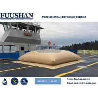 Quality Fuushan Collapsible Plastic Pillow Tank Fuel Tank Oil Bladder Portable Rude Oil Bag wholesale