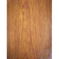 China 45GSM Nature Effect Wood Grain Finish Foil Paper with High Glossy on sale
