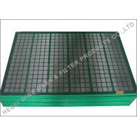 Quality TBC Wire Cloth Shale Shaker Parts High Performance Shale Shaker Screen wholesale