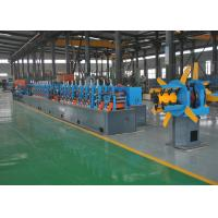 Quality Automatic Round Tube Mill Machine Carbon Steel Tube Making Machine wholesale
