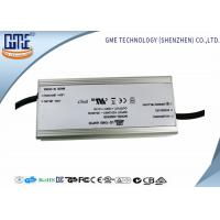 Quality Waterproof Sliver Aluminum IP67 100W Constant Current LED Driver 100V - 240V wholesale