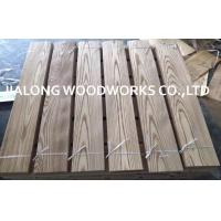 Quality Natural Sliced Cut Russia Ash Wood Veneer Sheet For Following Top Layer wholesale