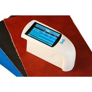 Quality Portable Gloss Meter 20 60 85 degree with big range 0.1gu 2000 gu PC software NHG268 wholesale