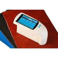 Quality Portable Gloss Meter 20 60 85 degree with big range 0.1gu 2000 gu PC software NHG268 wholesale