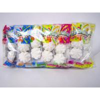 Quality 9g lovely steamed bun shape mashmallow/ yummy fruit flavor /good for children wholesale