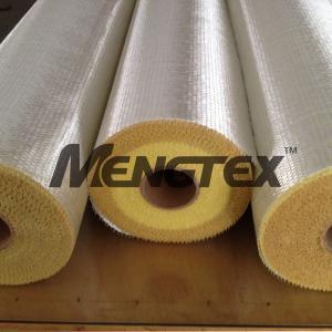Quality 0.23mm Thickness UD Kevlar Fiberglass Cloth/Fabric For Bridge wholesale
