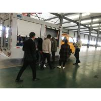 Quality Metal or Aluminum Alloy Industrial Motorized Automatic Overhead Roller Shutter Door wholesale