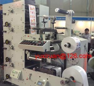 Cheap High Precision Automatic Label Flexo Printing Machine 6 Color 380v 50Hz for sale
