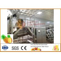 Quality Concentrate Pineapple processing line / Pineapple Juice Production Line wholesale