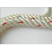 Cheap 100Ft X 6mm Multipurpose 3-strand twist Rope code line Ideal For Garden Outdoor Use for sale