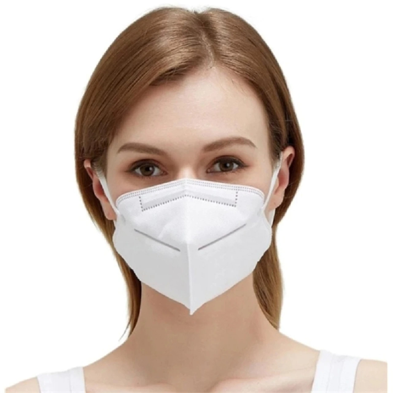 Quality Reusable Kn90 FFP2 Non Medical 5 Layers Dustproof Face Mask For Daily Use wholesale