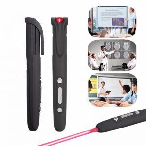 Quality USB Wireless Presenter Laser Pointer Receiver For Powerpoint Presentation wholesale
