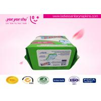 Quality Safe Large Sanitary Pads , Regular Day Disposable Female Sanitary Napkins wholesale