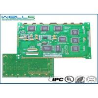 China UL 2.4MM SMD PCB Assembly , Green Electronic Circuit Board Assembly on sale
